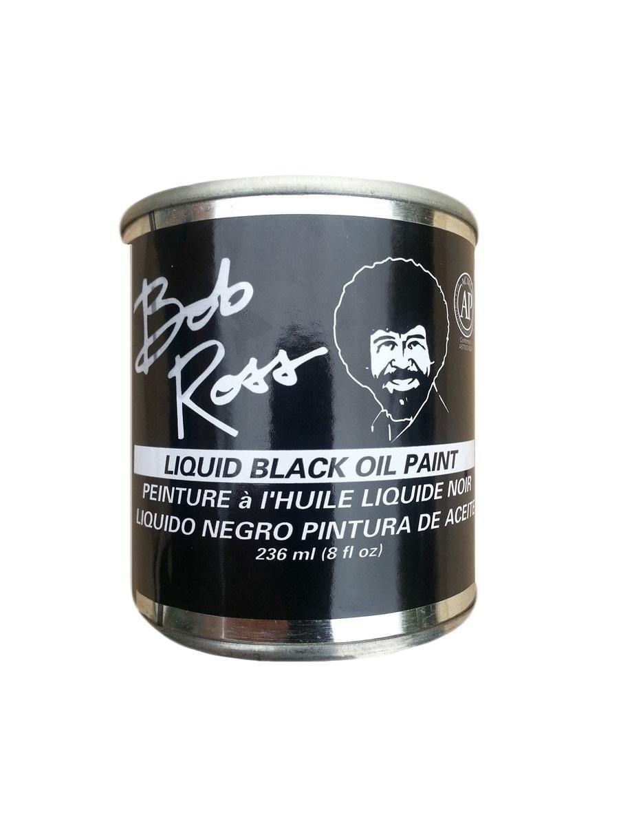 Podkladová olejová tekutá - černá 250 ml