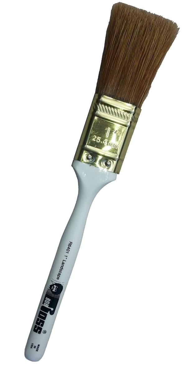 Štětec plochý 2,5 cm (jednopalcový)